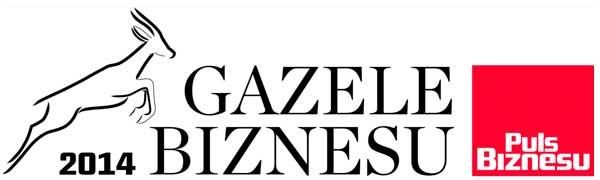 nagroda Puls Biznesu Gazele 2014