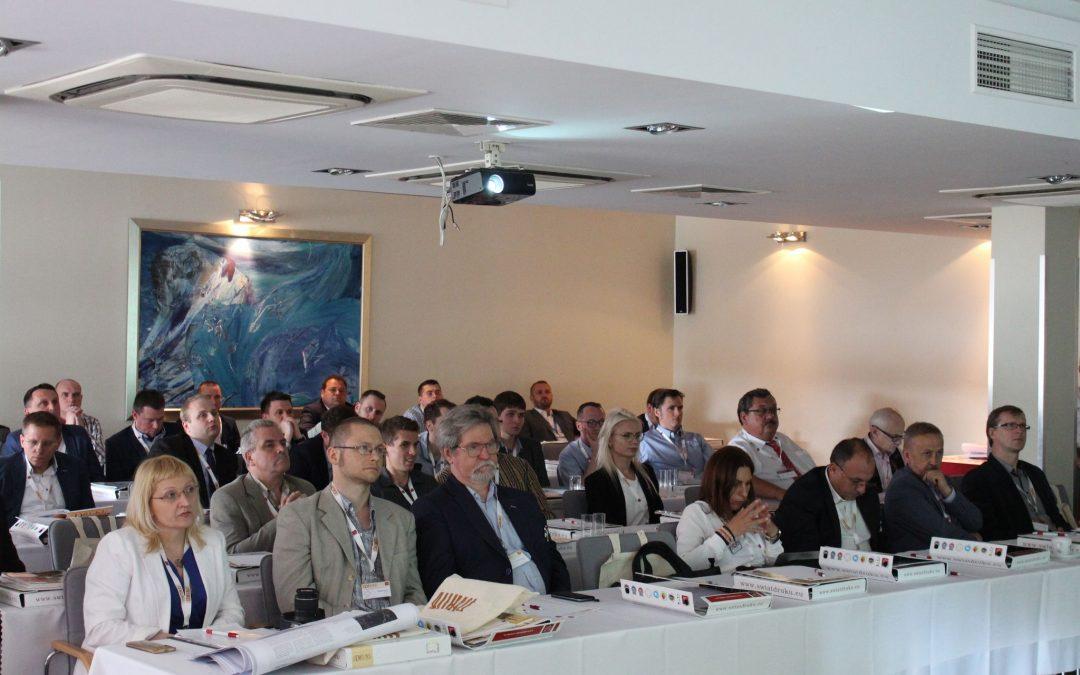 """VI Konferencja """"Tektura falista – najnowsze technologie"""""""