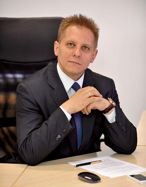 prezes Jacek Ragus